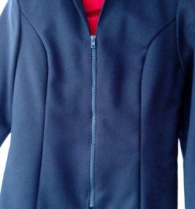 Пиджак женский шерсть 46размер