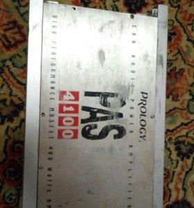 Усилитель prology PAS - 4100