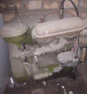 Мотор УД-2