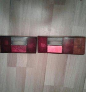 Задние фонари на ВАЗ 2108-99
