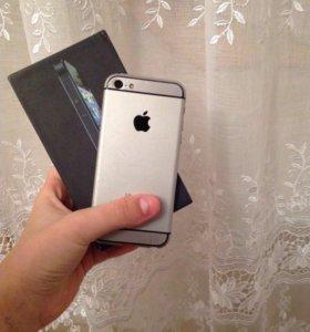 Айфон 5 в корпусе 6