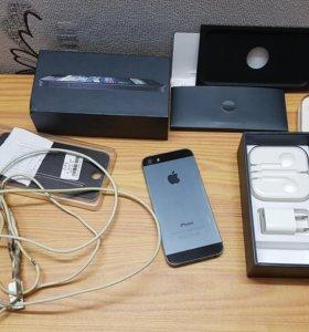 Apple iPhone 5 64gb (Ремонт или на запчасти)