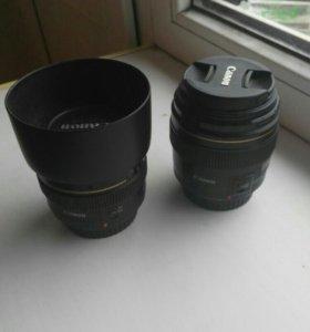 Canon 50 mm 1.4