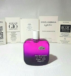 Lacoste Elle Magnetic Lacoste Fragrances