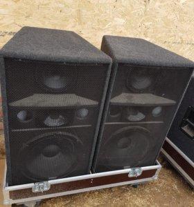 Концертная звуковая аппаратура