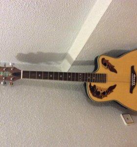 Шестиструнная гитара Galveston