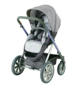 коляска Happy baby ultra