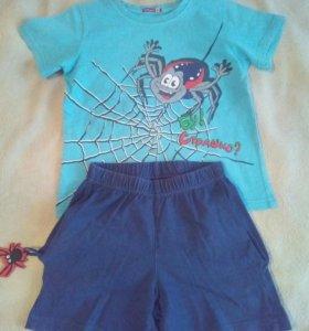 Комплект Пеликан шорты+майка
