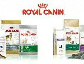 Royal canine для собак и кошек
