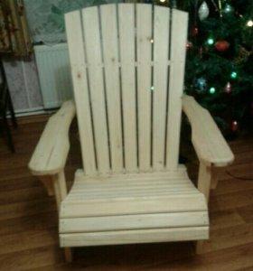 """Кресло для дачи """"Адирондак"""""""