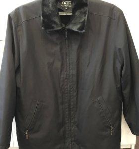 Классическая мужская куртка(деми)54-56