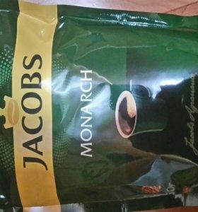 кофе JACOBS MONARCH 150гр можно коробками