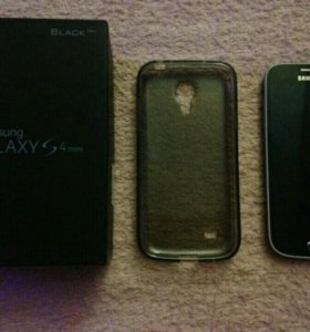 Samsung galaxy s4mini black edition(4G)