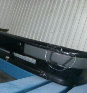 Передний бампер на семейство ВАЗ 2113-2115.