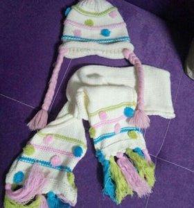 Шапочки handmade