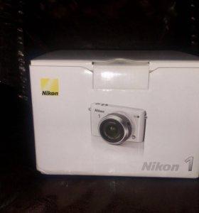 Фотоаппарат новый Nikon 1 S2