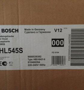 Вытяжка Bosh встраиваемая Новая
