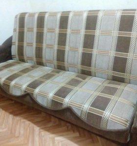 2 х спальный раскладной диван