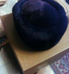 Цигейковая шапка