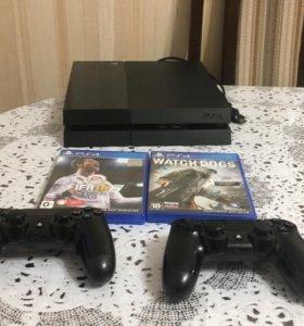 Продам PS4