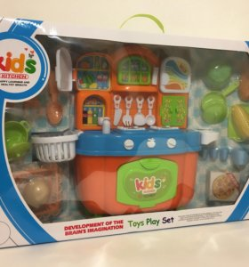 Кухня детская настольная