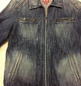 Пиджак джинсовый Мустанг