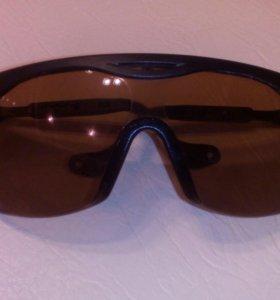 Новые защитные очки.