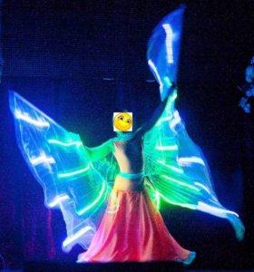 Крылья светодиодные