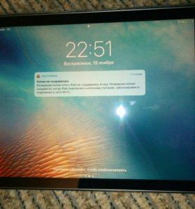 Apple ipad air cell+wifi 64Gb