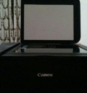 Принтер МФУ 3 в 1 Canon PIXMA MG 3500