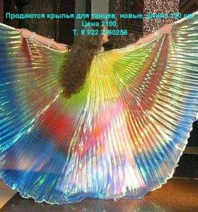Крылья трехцветные