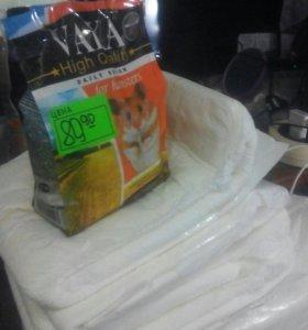 Корм зерновая смесь для хомяков,500гр.Новая.