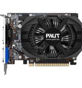 Видеокарта Palit GTX 650 1 gb