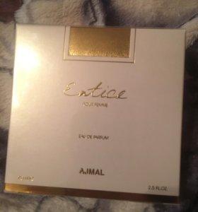 Ajmal Entice Pour Femme 75 мл