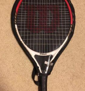 Ракетка детская теннисная Wilson 21