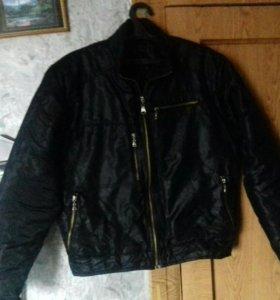 Куртка молодежная мужская