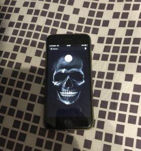 iPhone 6 16g (возможен обмен)
