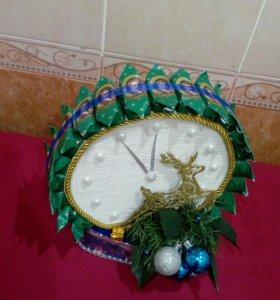Новогодняя композиция (подарок)