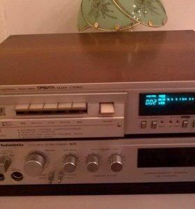 Усилитель радиотехника у 101