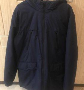 Оригинальная зимняя куртка adidas