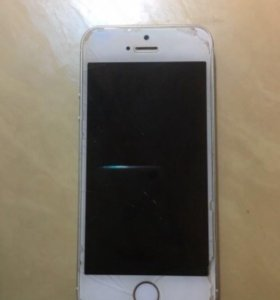 IPhone 5S с оригинальным модулем