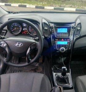 Hyundai i30 2013 года