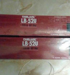 Электроды Lb-52U 5кг