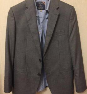 Пиджак для мальчика школьный