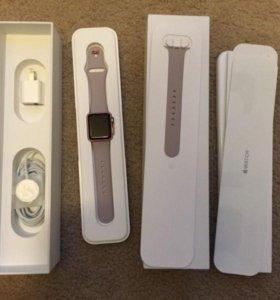 Apple Watch Sport 38 mm (MLCH2RU/A) - умные часы (