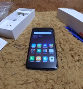 Xiaomi redmi 4x 32gb + 3 gb RAM