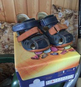 Туфли детские 3 пары