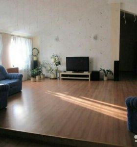 Квартира, 5 и более комнат, 155.3 м²