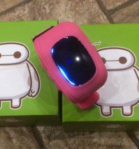 Детские часы GPS q50