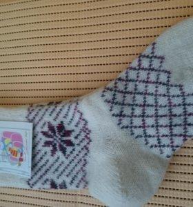 Новые Женкие носки из ангоры